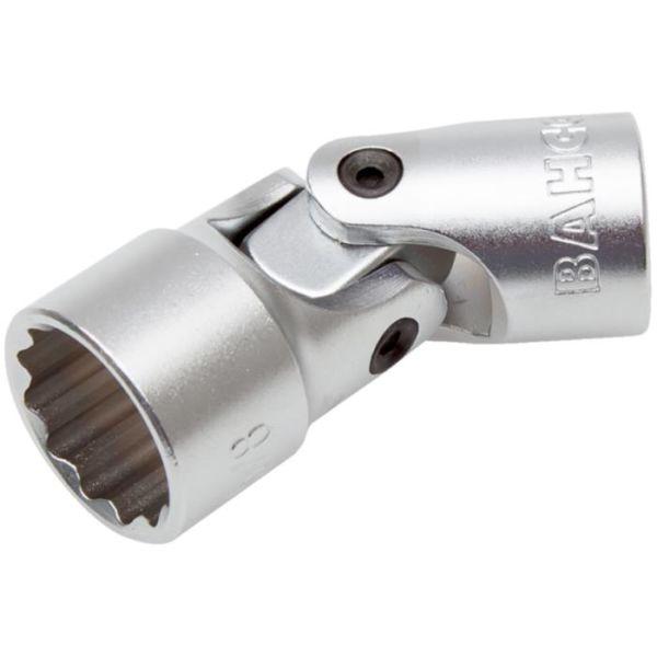 """Bahco A6710DM-10 Tolvkantpipe 1/4"""", leddet 10 mm"""