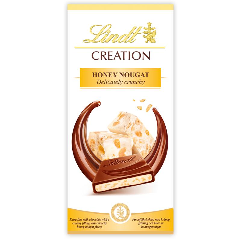 "Mjölkchoklad ""Honey Nougat"" 150g - 37% rabatt"