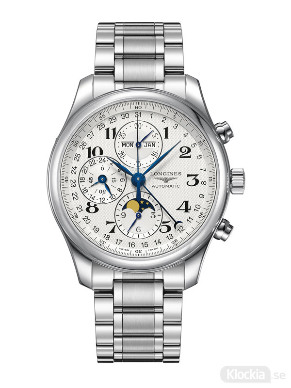 LONGINES Master Collection Moon Phase 42mm L2.773.4.78.6