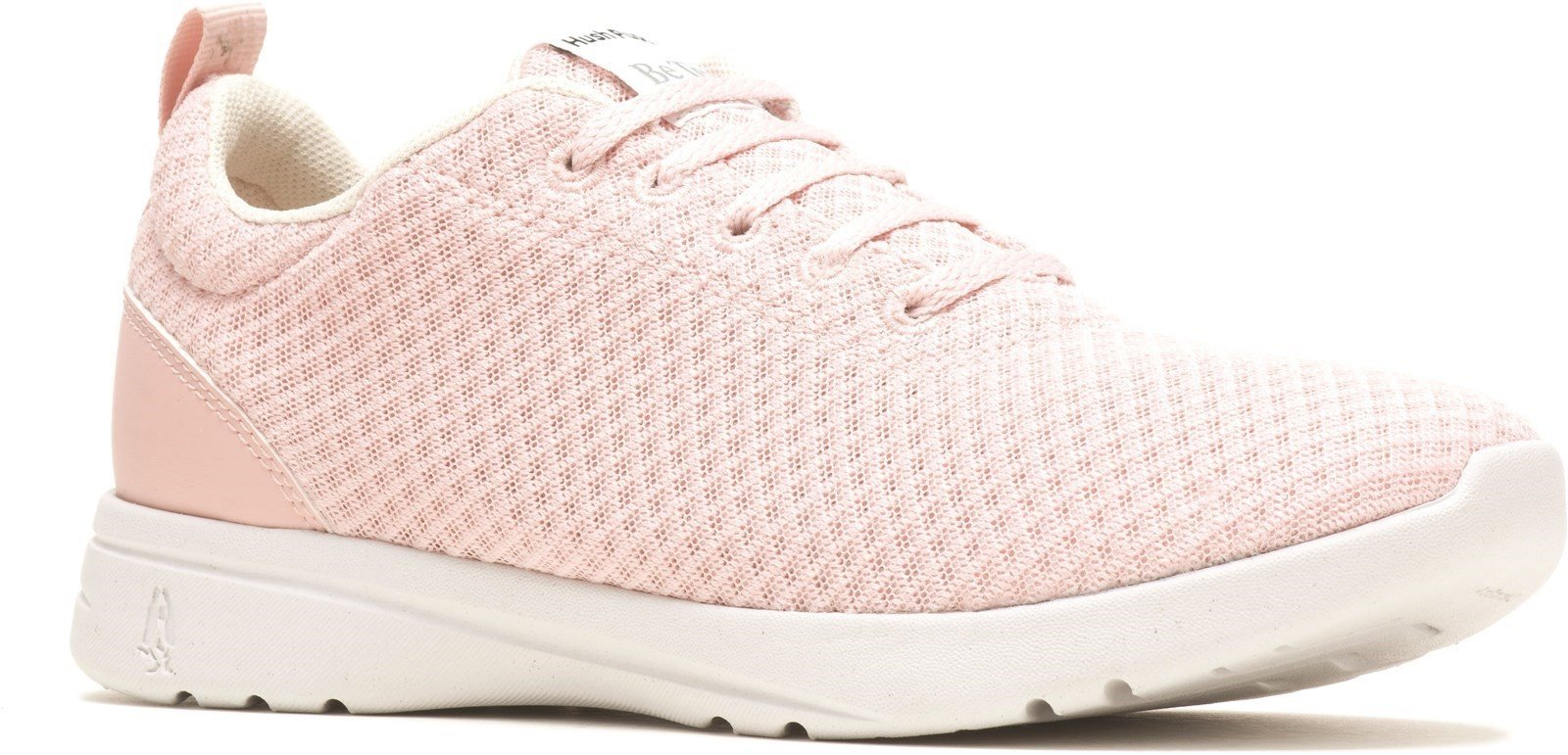 Hush Puppies Women's Good Lace Trainer Various Colours 32919 - Pink 3