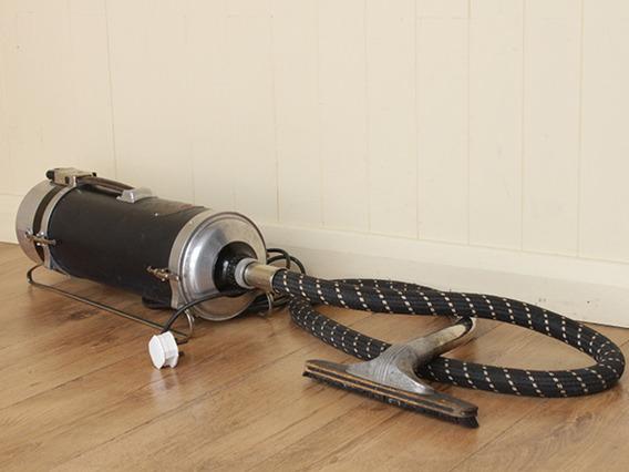 Vintage Vacuum Cleaner by Electrolux Black Medium