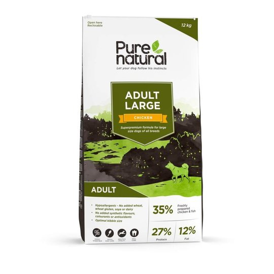 Purenatural Adult Large (12 kg)