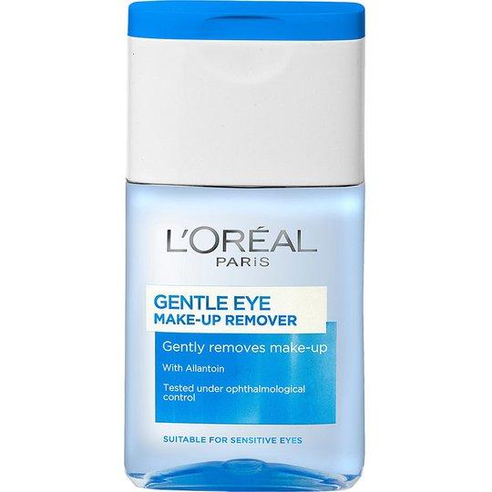 Gentle Eye Make-up Remover, 125 ml L'Oréal Paris Meikinpoistoaine