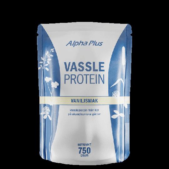 Vassleprotein Vanilj, 750 g