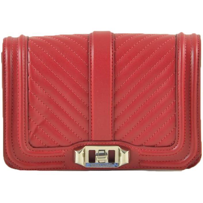 Rebecca Minkoff Women's Shoulder Bag Red 221397 - red UNICA