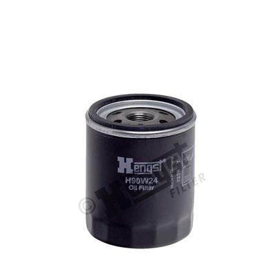 Öljynsuodatin HENGST FILTER H90W24