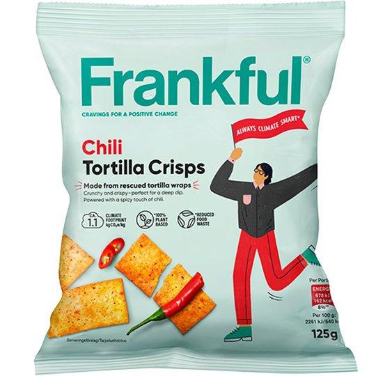 Tortilla Crisps Chili - 18% alennus