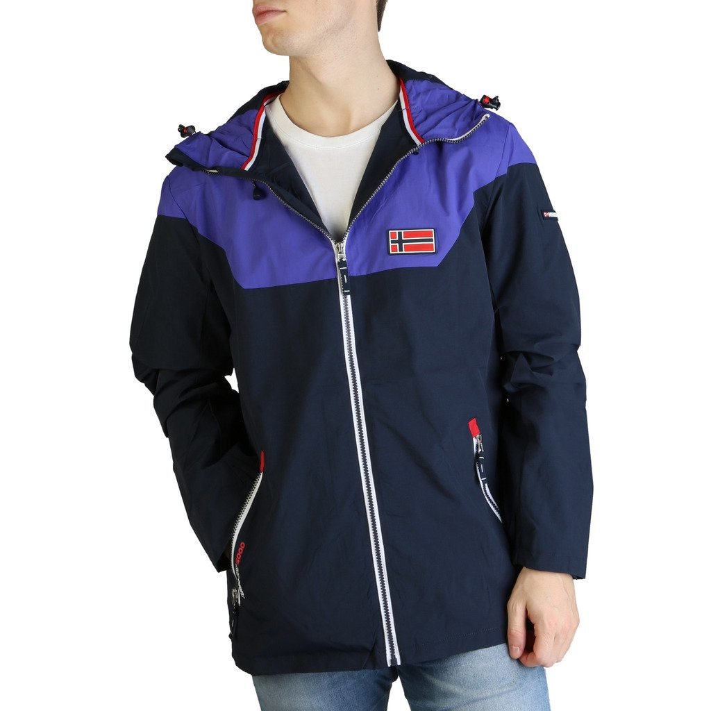 Geographical Norway Men's Afond_man Jacket Various Colours - blue XXL