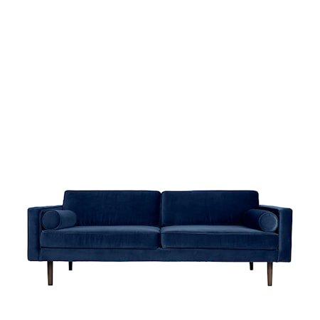 Sofa - WIND, blå