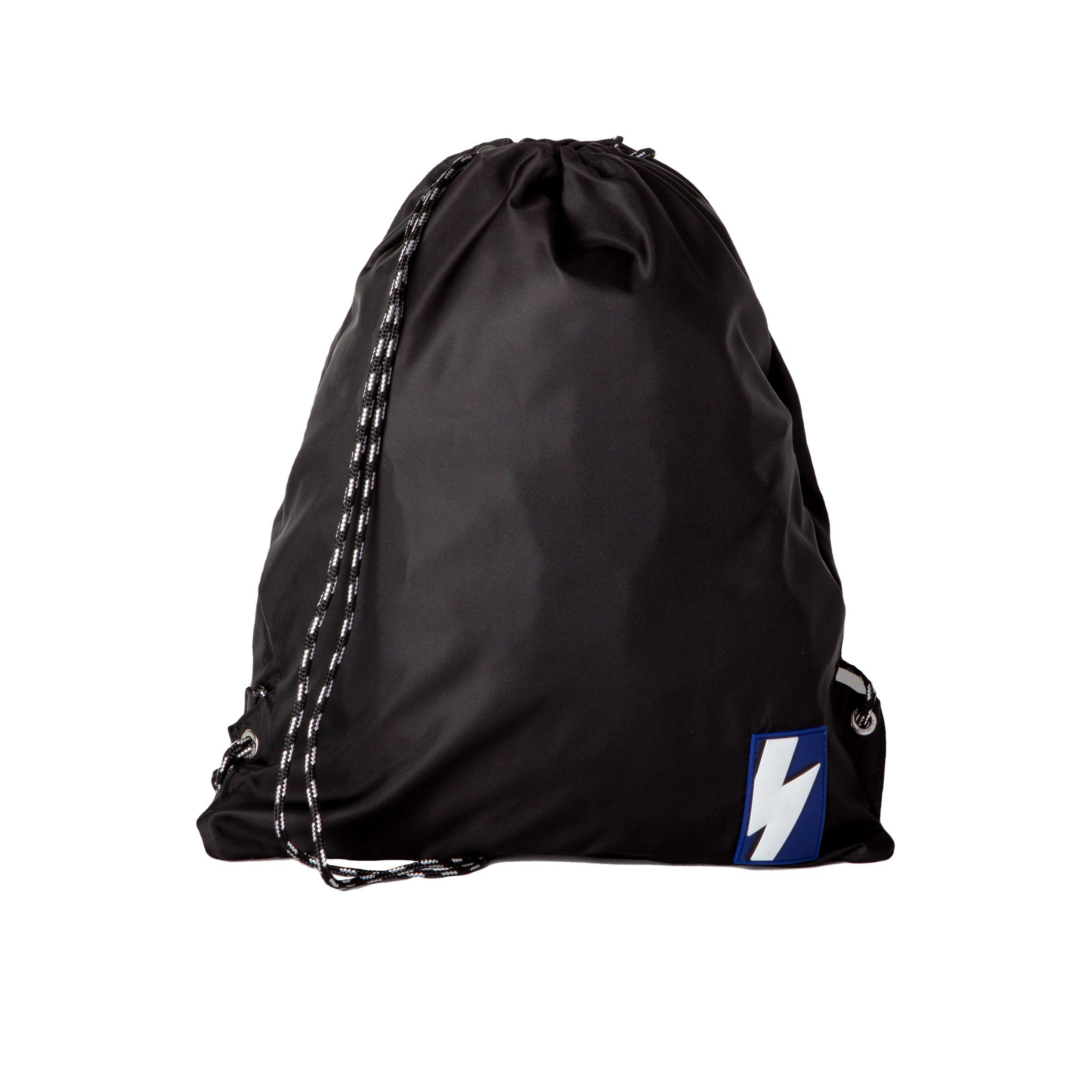 Neil Barrett Men's Backpack Black BBO952X9100_01BLACK