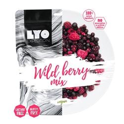 Lyofood Wild Berry Mix (Raspberry, Blueberry, Blackberry) 30 g