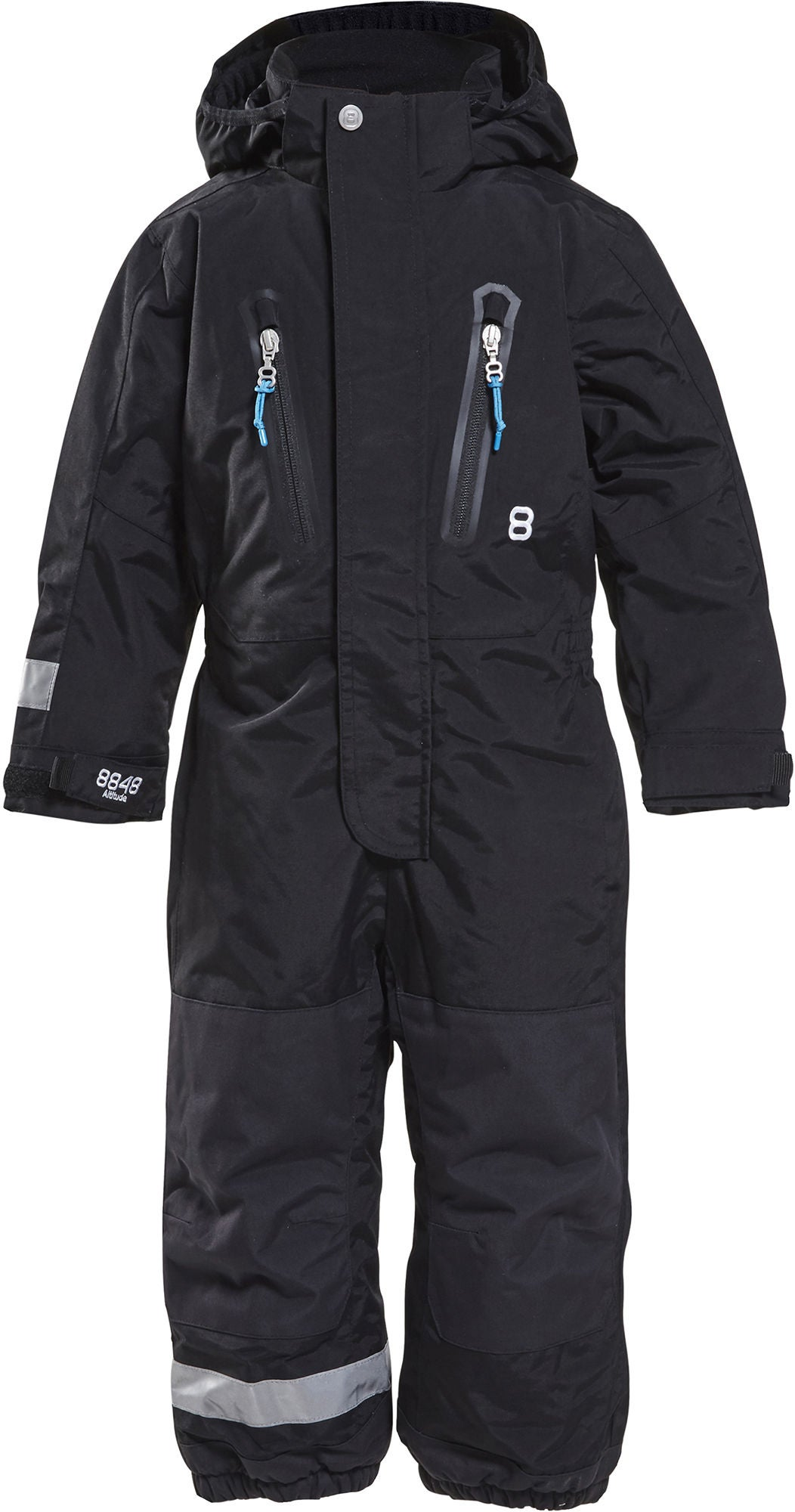 8848 Altitude Karel Min Overall, Black 80