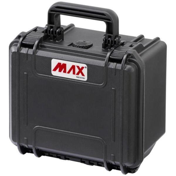 MAX cases MAX235H155 Säilytyslaukku vedenpitävä, 6,6 litraa tyhjä
