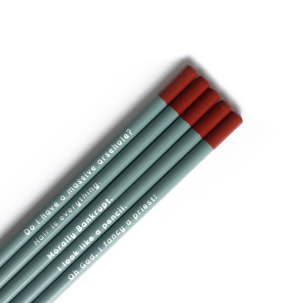 Fleabag Pencil Set