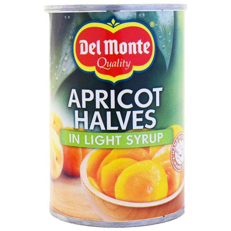 Aprikoshalvor - 54% rabatt