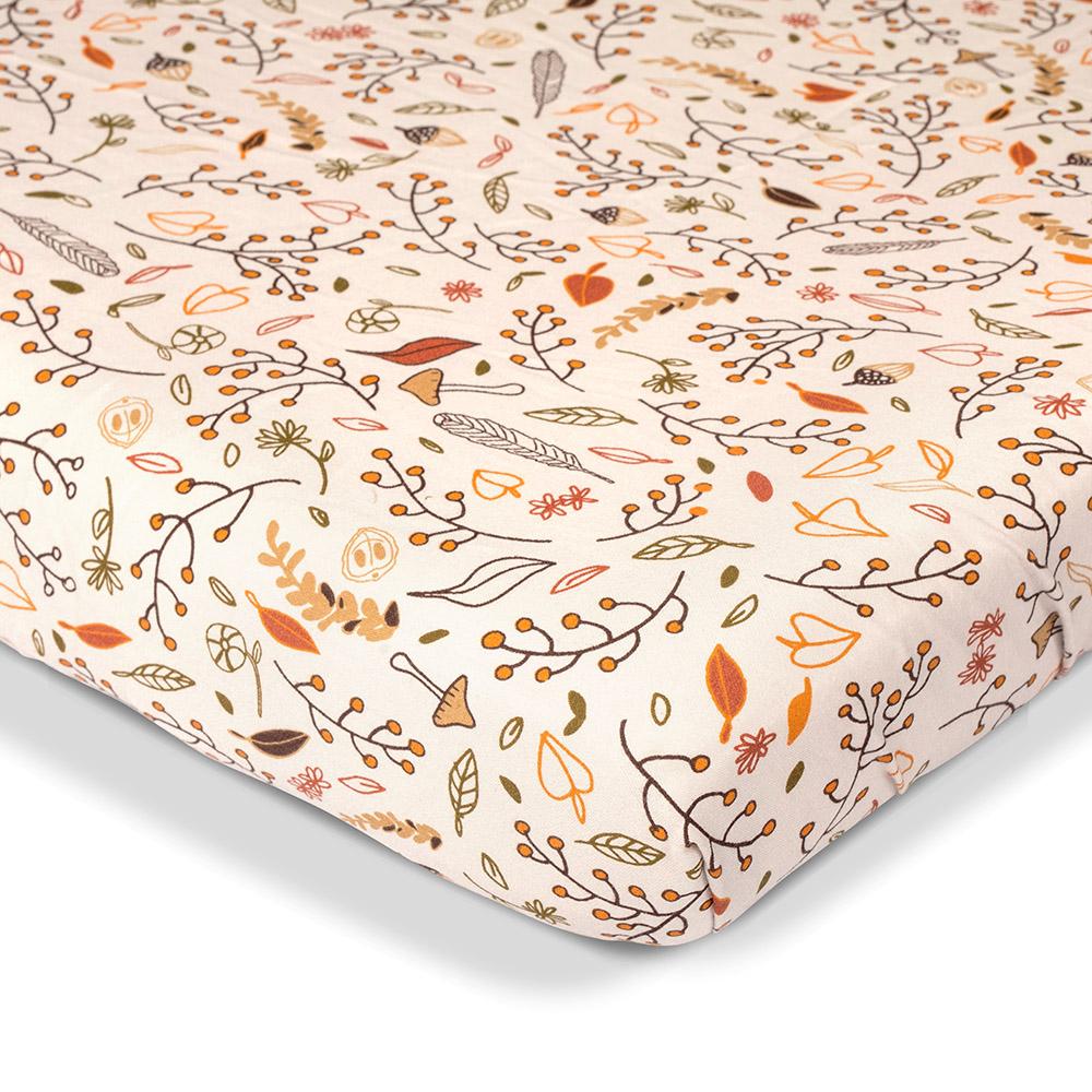 That's Mine - Bed Sheet Baby 60 x 120 cm - Autumn Flower (SS211)