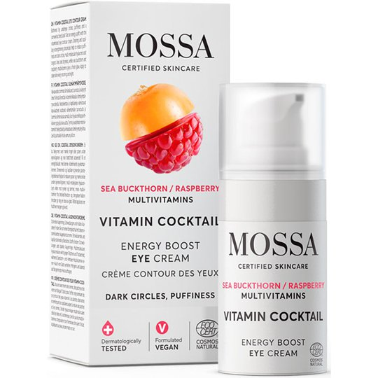 Vitamin Cocktail Energy Boost Eye Cream, 15 ml MOSSA Silmät