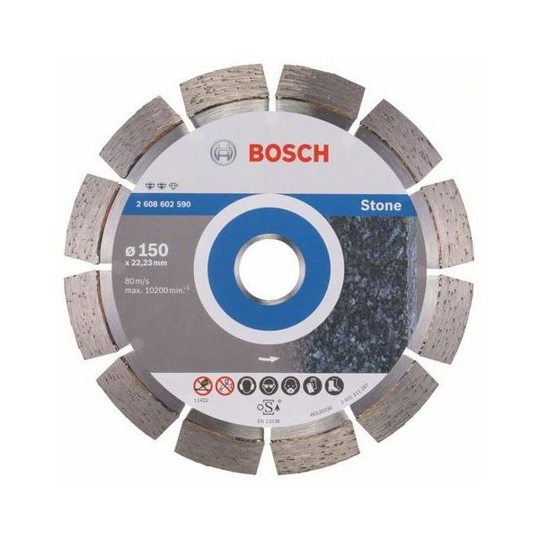 Bosch Expert for Stone Diamantkappskive 150x22,23mm