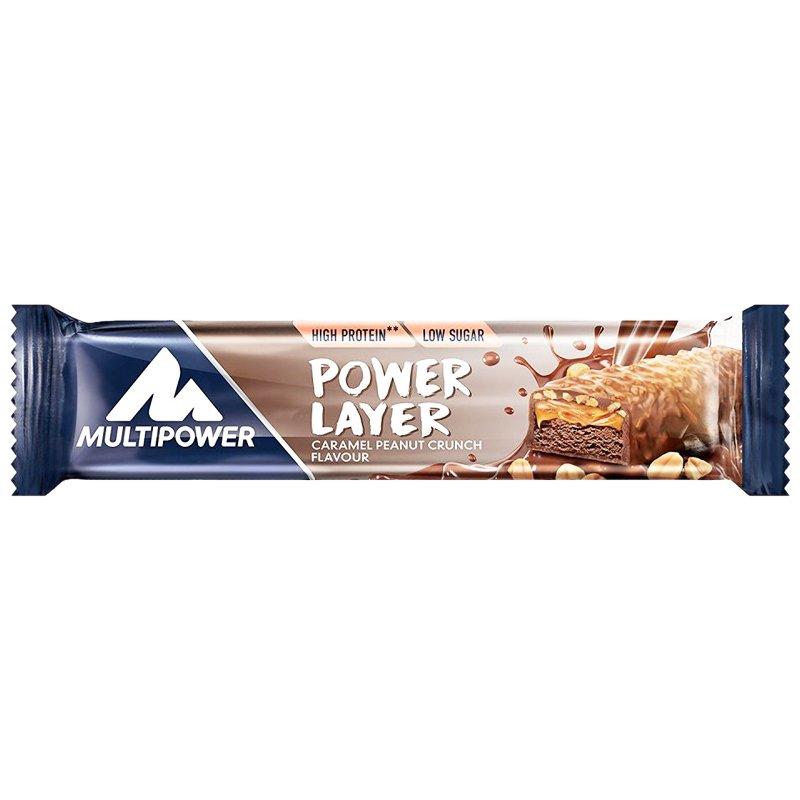 """Proteinbar """"Caramel Peanut Crunch"""" 50g - 67% rabatt"""