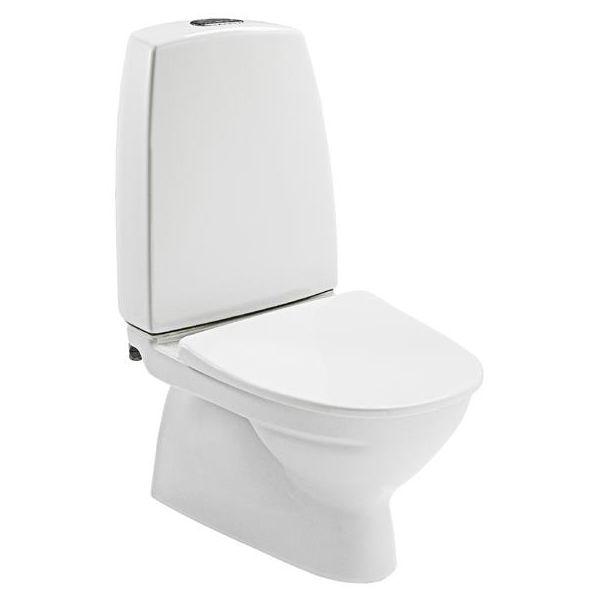 Ifö Sign 682001811 WC-stol for barn, med mykt sete