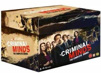 Criminal Minds complete season 1-15
