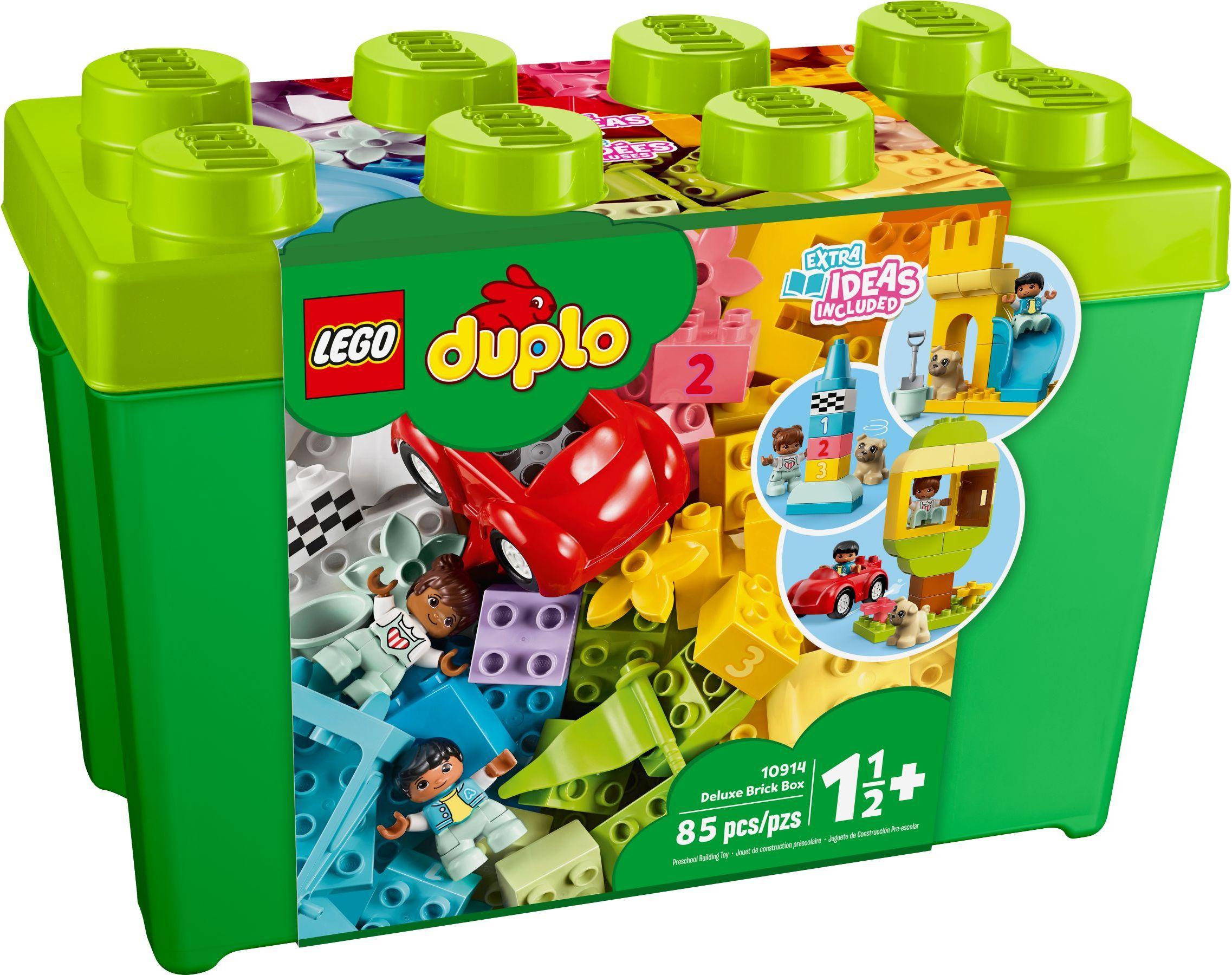 LEGO DUPLO - Deluxe Brick Box (10914)