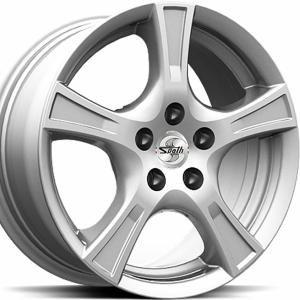 Spath SP01 Chrome Silver 5.5x13 5/112 ET30 B66.6