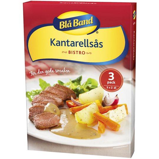 Kantarellsås - 25% rabatt