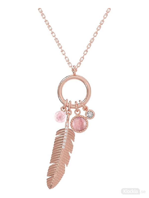 FOSSIL Halsband Classics – Rosé JF03671791