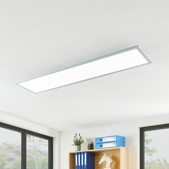 Arcchio Gelora -LED-paneeli, CCT, 120 cm x 30 cm