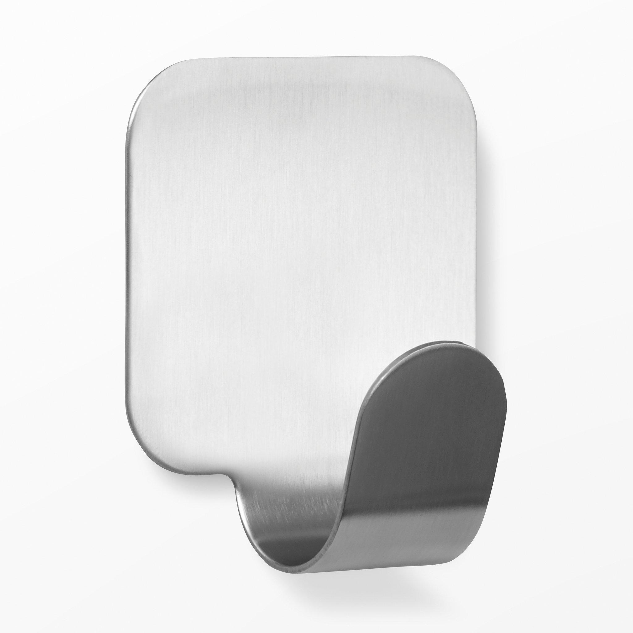 Självhäftande krok Kvarnsjön, 3,7x4,5 cm
