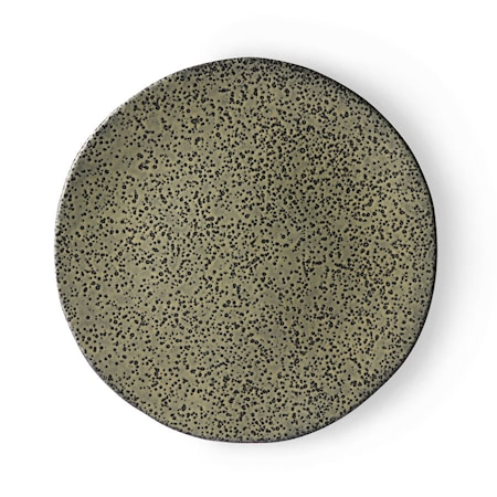 Gradient Ceramics Tallrik Green 2 st