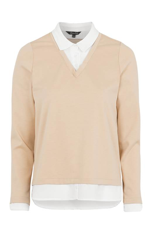 Happy Holly 2-i-1 topp Kylie Beige