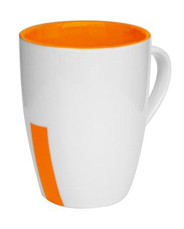 Krus stripe, oransje