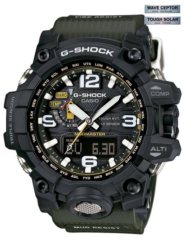 Casio G-Shock GWG-1000-1A3ER