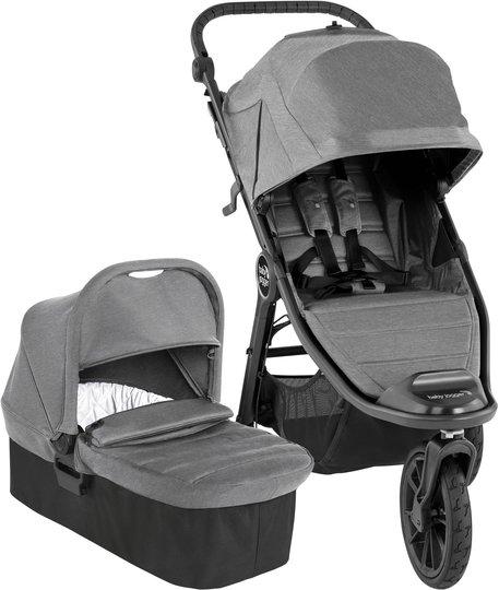 Baby Jogger City Elite 2 Duovogn, Slate