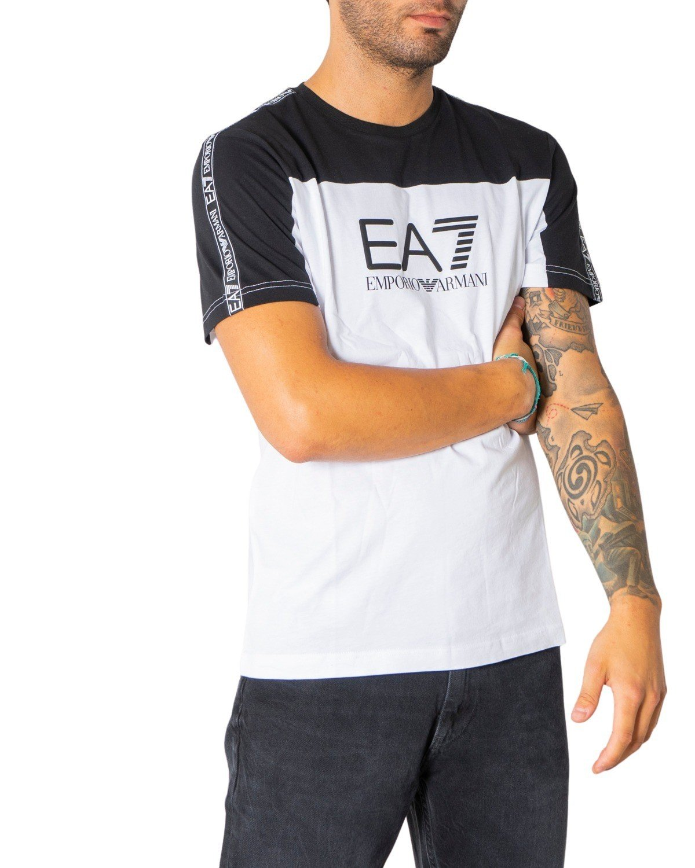Ea7 Men's T-Shirt Various Colours 305050 - multicolor-1 M