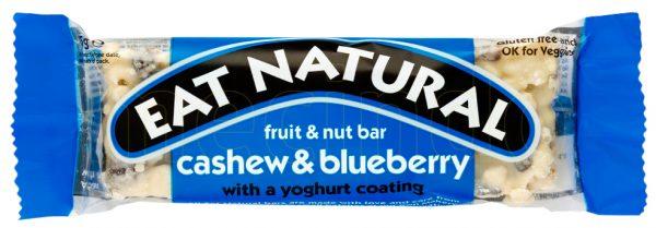 Eat Natural Cashew & Blueberry 45g