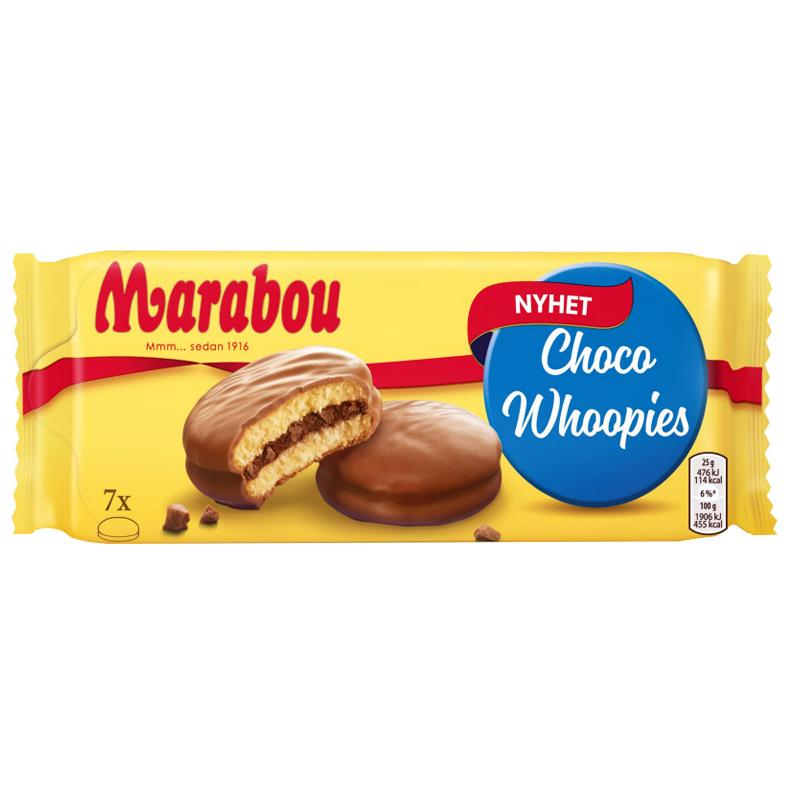 Choco Whoopies Keksit - 19% alennus