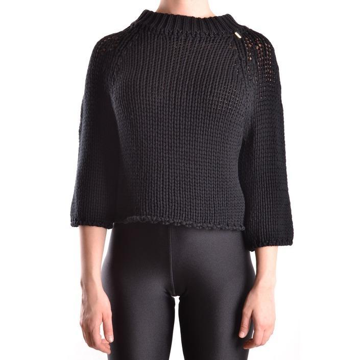Elisabetta Franchi Women's Sweater Black 161205 - black 38