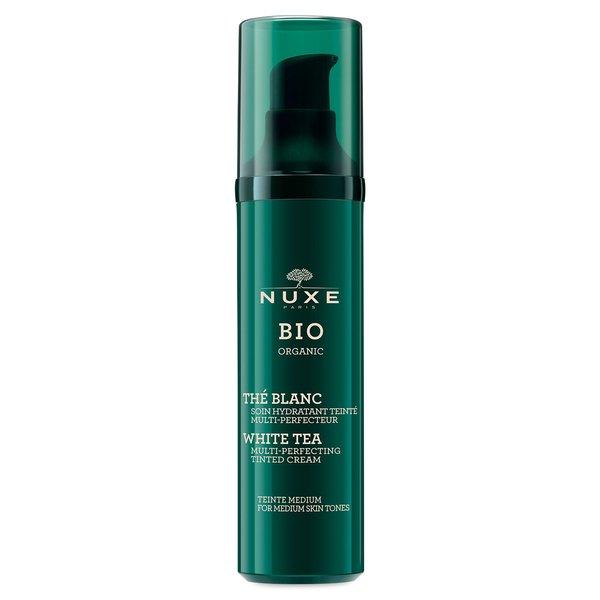 Nuxe - Bio Multi-Perf Tinted Cream 50 ml - Medium Shade