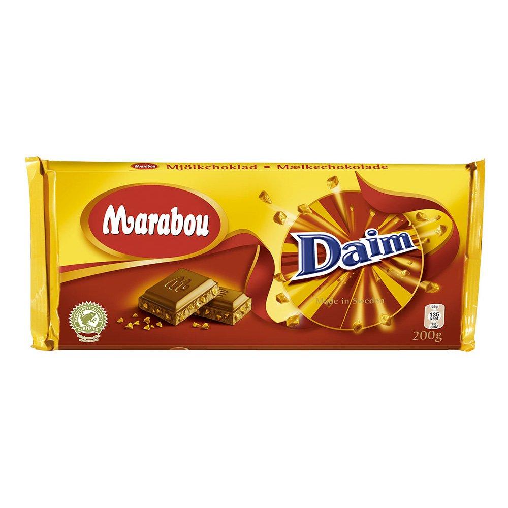 Marabou Daim Chokladkaka