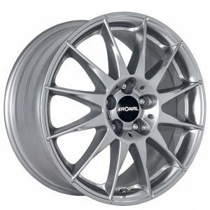 Ronal R54 Silver 7x17 5/100 ET45 B68