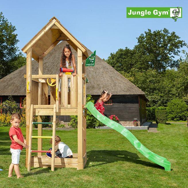 Jungle Gym Club lektorn komplett, Klätterställning