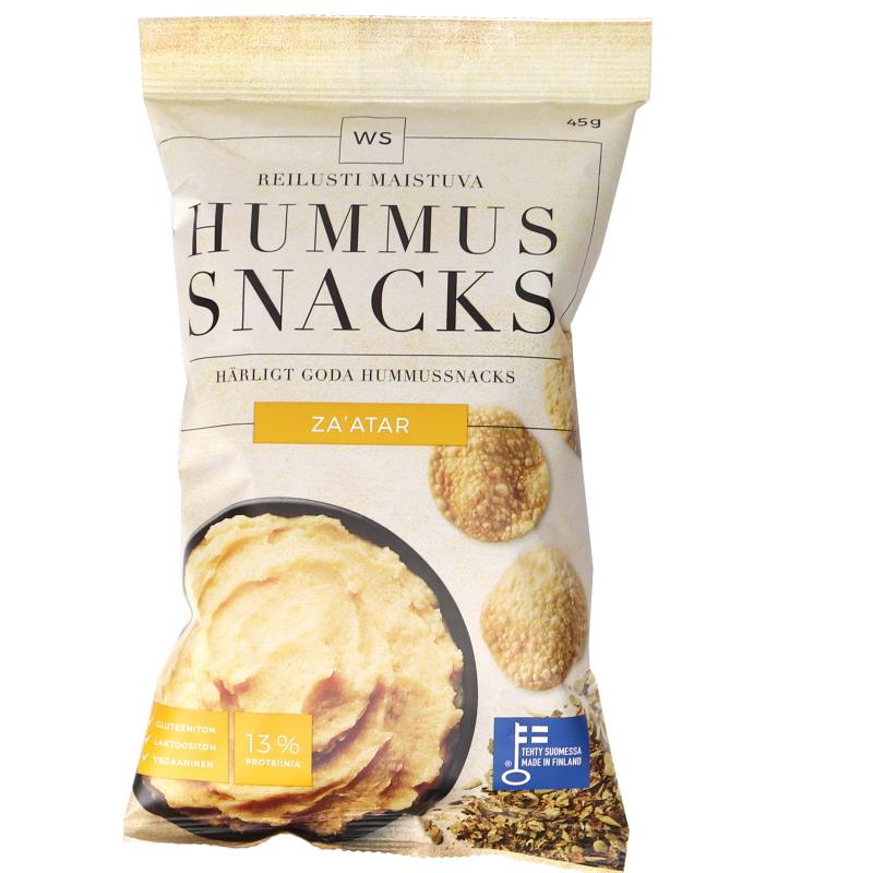 Hummussnacks Za'atar - 24% alennus