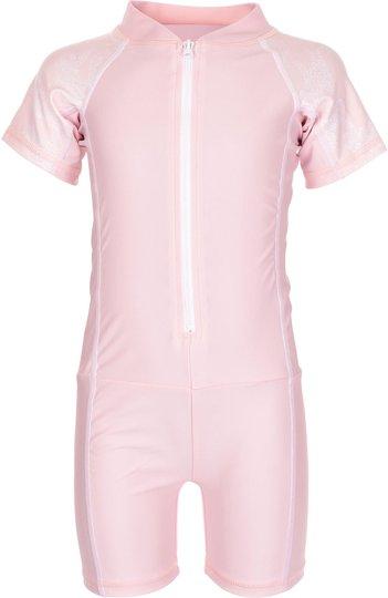 Lindberg Bali UV-Drakt UPF 50+, Pink, 110/116