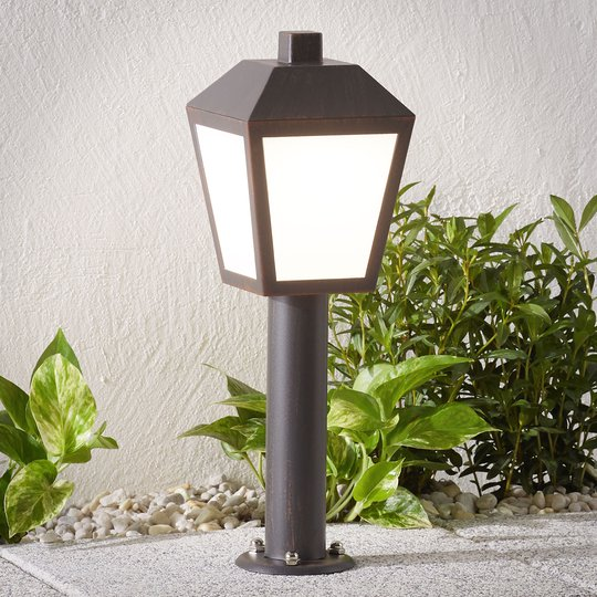 LED-pollarivalaisin Bendix, ei liikkeentunnistinta