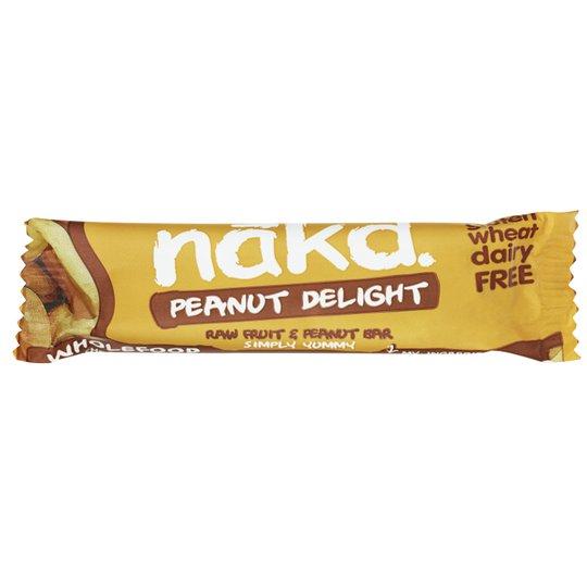 Raakapatukka Peanut Delight - 40% alennus