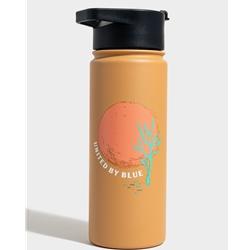 United By Blue Desert Sun 18Oz Insulated Steel Travel Bottle