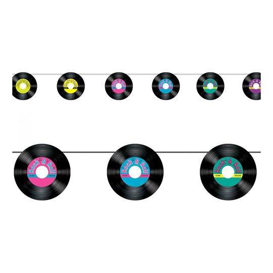 Girlang Vinylskivor